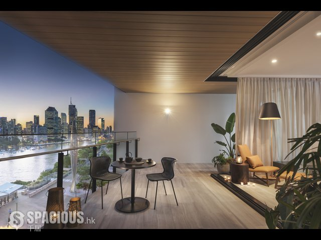 Brisbane - Banyan Tree Residences 10