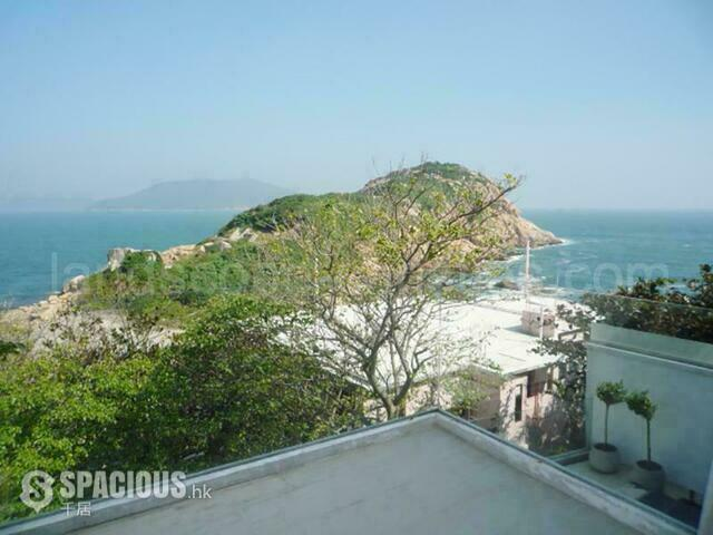 Property For Sale Or Rent In Shek Ospacious - Hong-kong-villa-located-in-shek-o