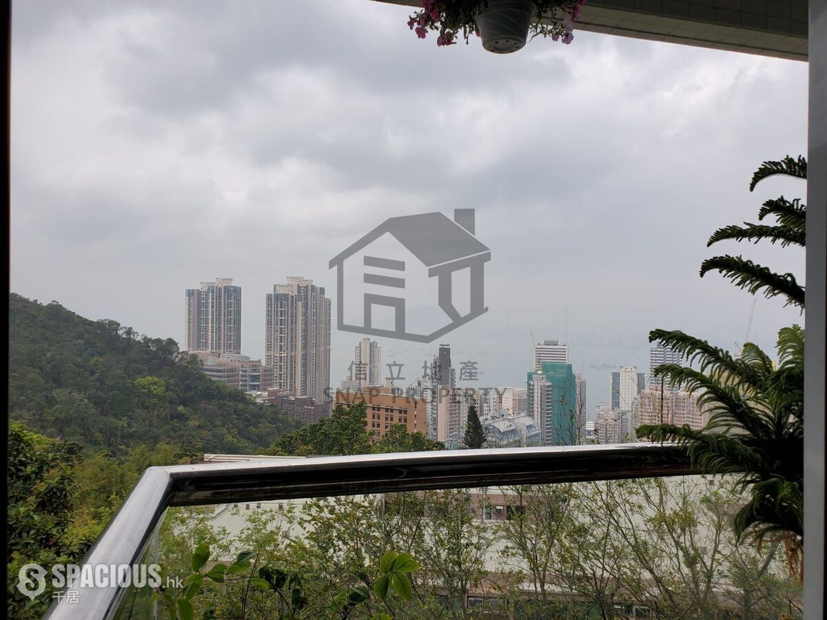 3 Beds, HK$47 00M, For Sale, 1A Po Shan Road, Mid Levels West, Hong Kong  (Hatton Place)