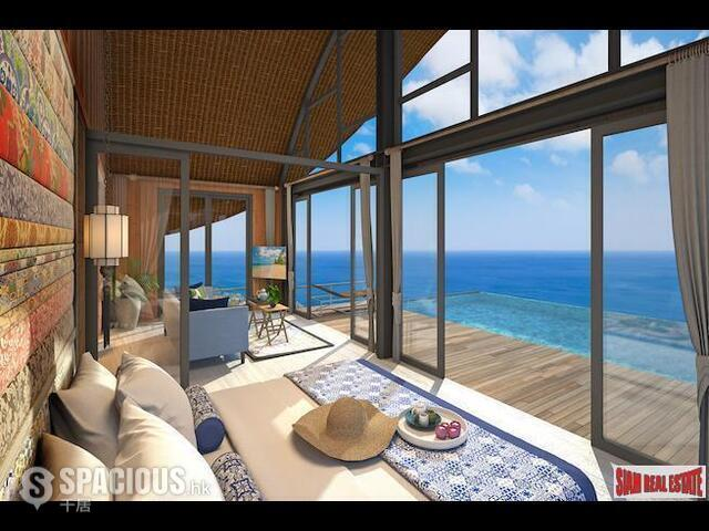 普吉岛 - Kamala Bay Ocean View Cottages 05