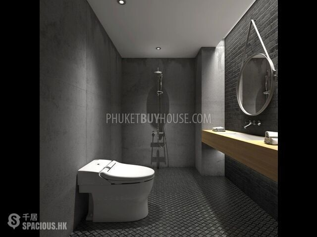 Phuket - NAI6304: New Apartments With Unique Design in Nai Harn Beach 11