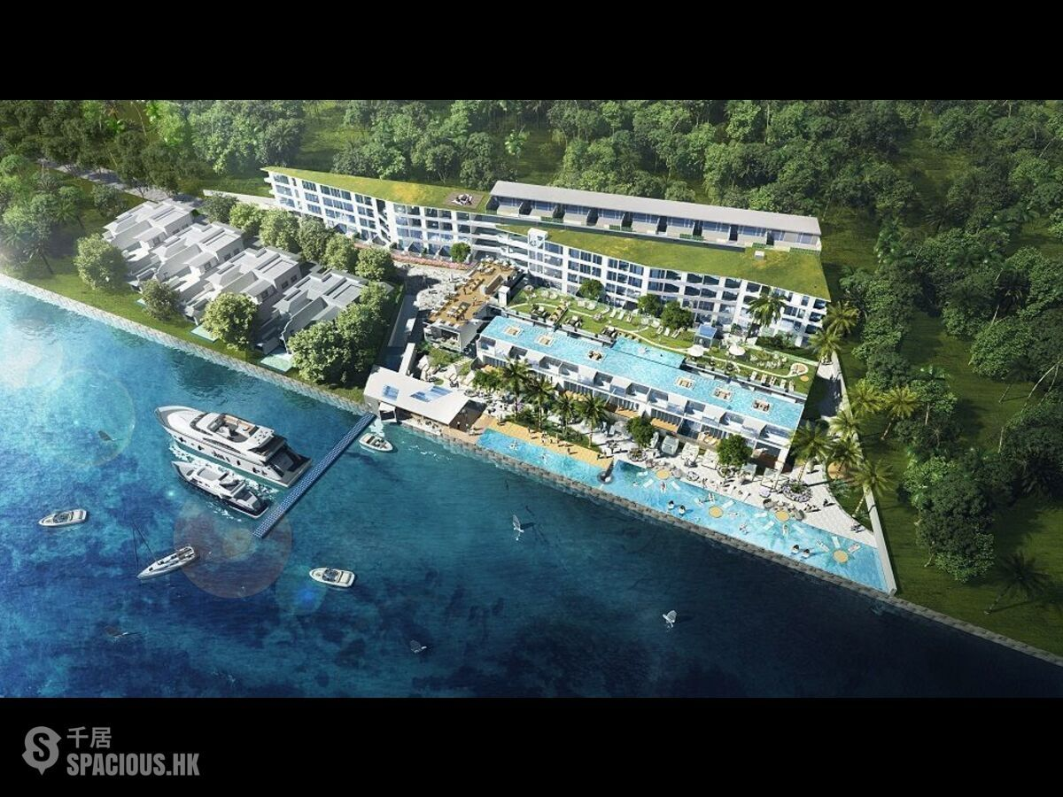 Phuket - CHA6300: Dreamy Apartments in New Project in Chalong Beautiful one bedroom apartments in a new project 05
