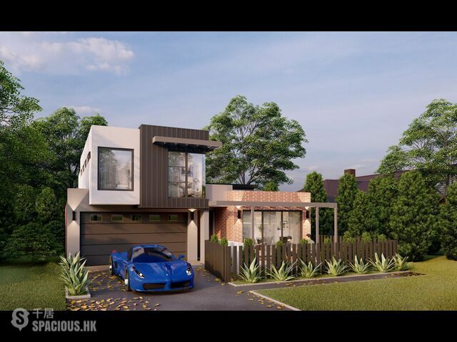 坎培拉 - Throsby Villas - Freestanding Separate Title Homes 01