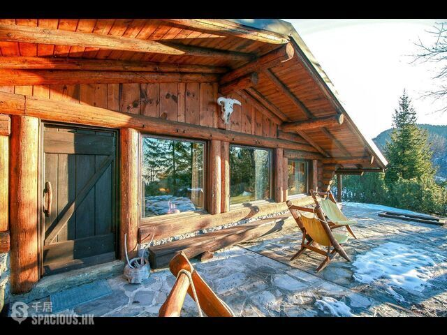 Ledro Tiarno di Sopra - Beautiful wooden chalet in Tremalzo village 01
