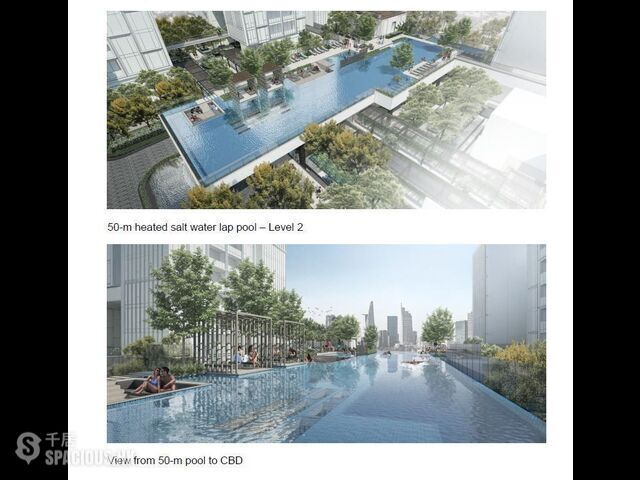 Ho Chi Minh City - Empire City - Tilia Residences 02
