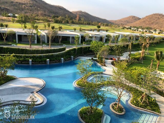 華欣 - State of the Art Pool Villa with Full Service and Facilities at Black Mountain Golf 03