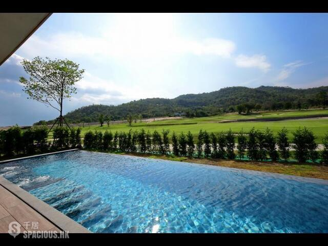 華欣 - State of the Art Pool Villa with Full Service and Facilities at Black Mountain Golf 04