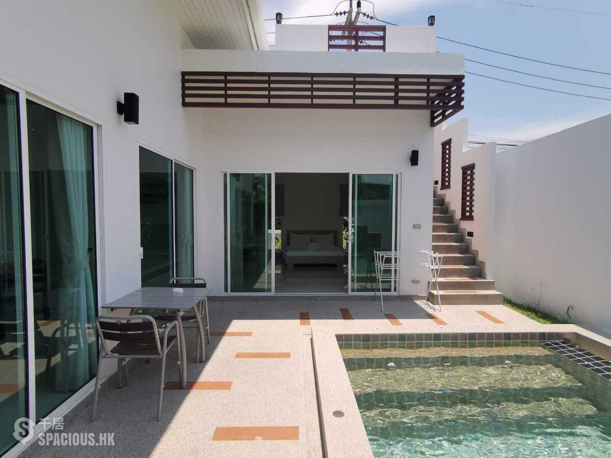 Hua Hin - Modern 2 Bedroom Pool Villa in Completed Project Near Sai Noi Beach 01