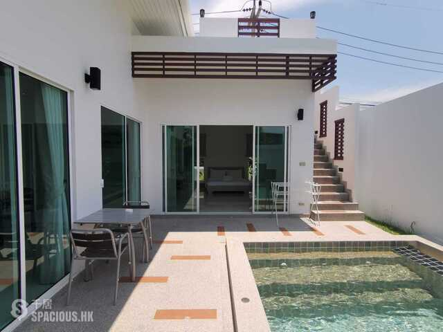 華欣 - Modern 2 Bedroom Pool Villa in Completed Project Near Sai Noi Beach 01