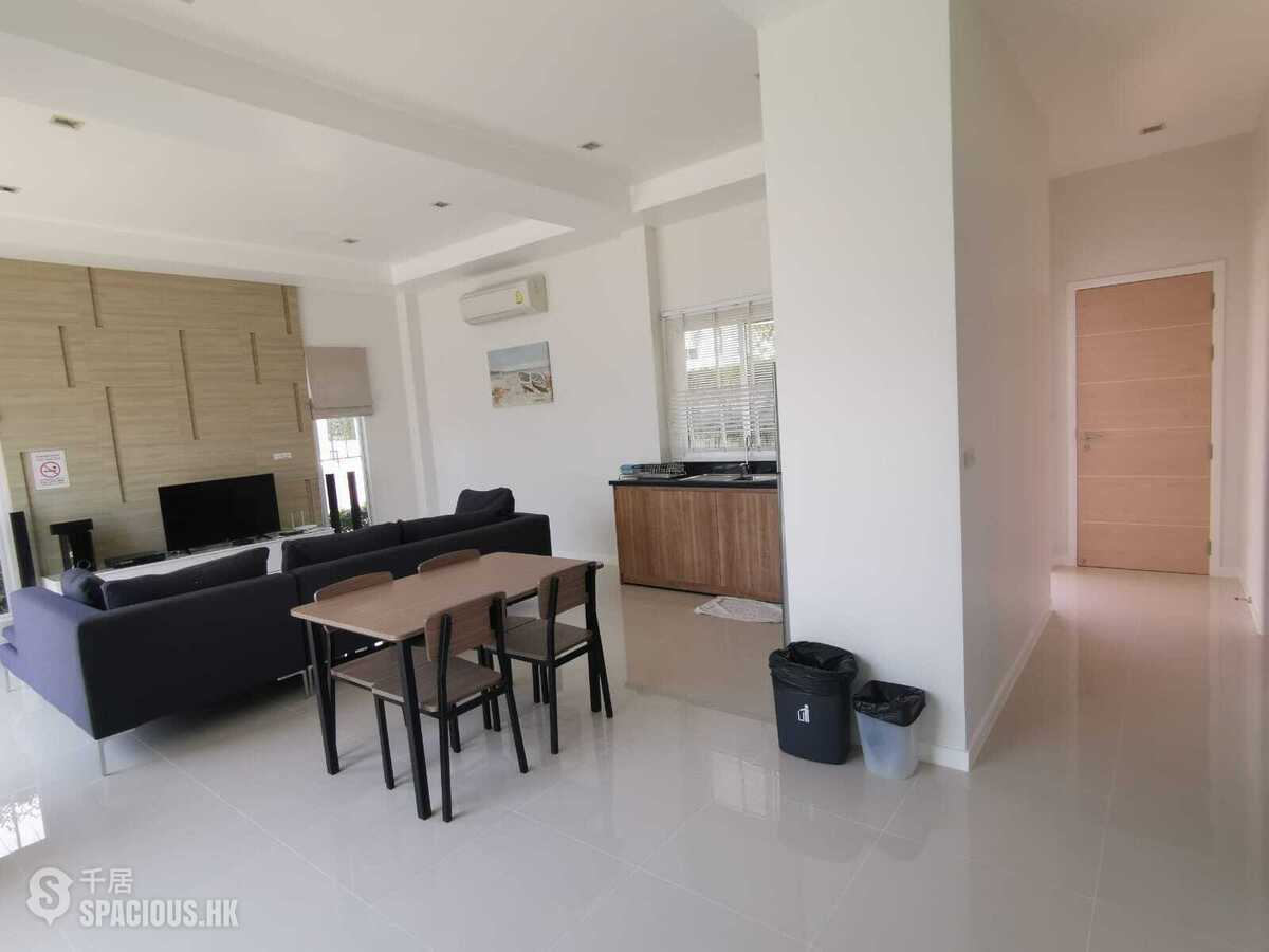 Hua Hin - Modern 2 Bedroom Pool Villa in Completed Project Near Sai Noi Beach 02