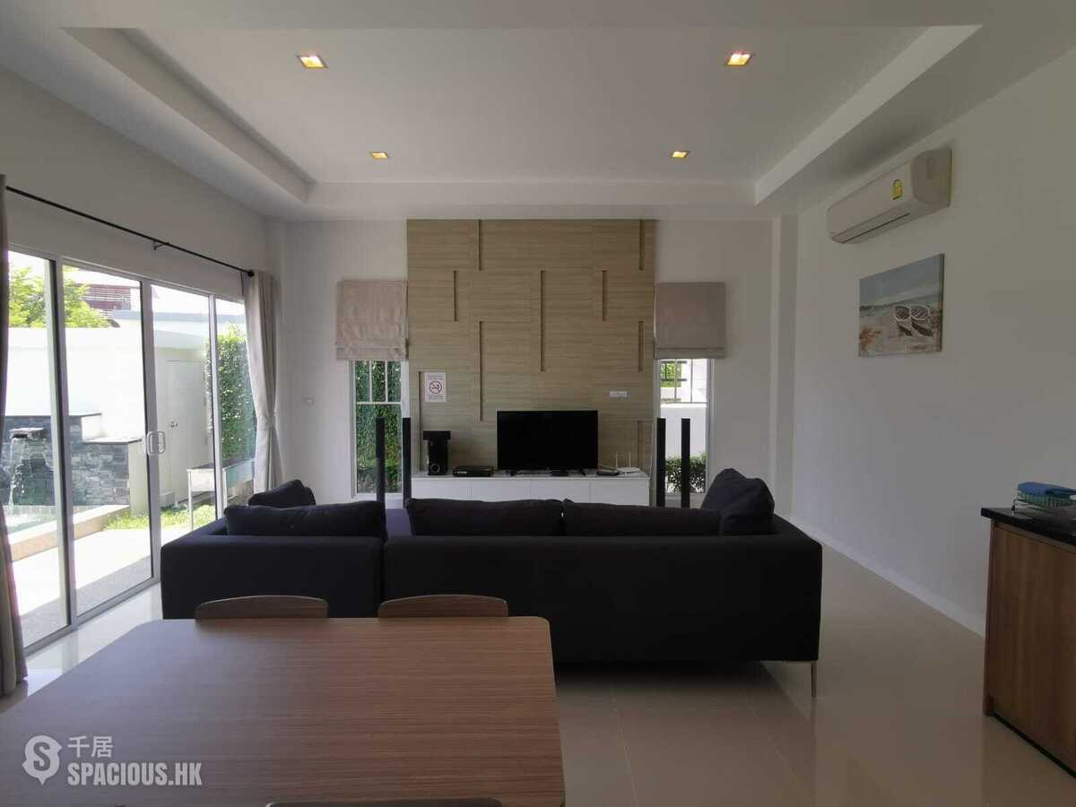 Hua Hin - Modern 2 Bedroom Pool Villa in Completed Project Near Sai Noi Beach 03
