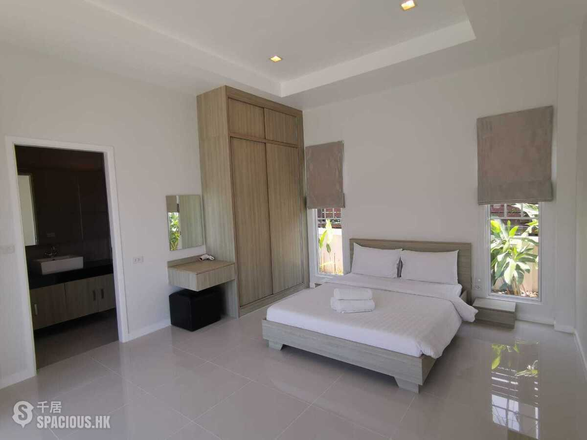Hua Hin - Modern 2 Bedroom Pool Villa in Completed Project Near Sai Noi Beach 04