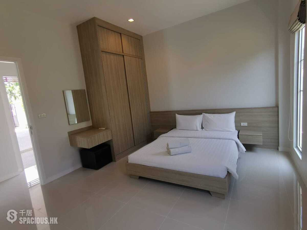 Hua Hin - Modern 2 Bedroom Pool Villa in Completed Project Near Sai Noi Beach 05