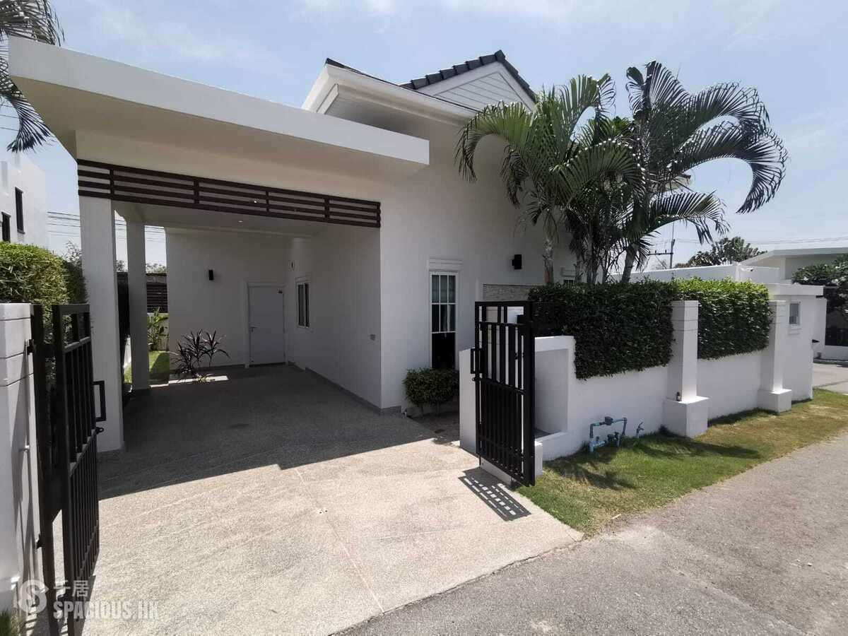 Hua Hin - Modern 2 Bedroom Pool Villa in Completed Project Near Sai Noi Beach 06