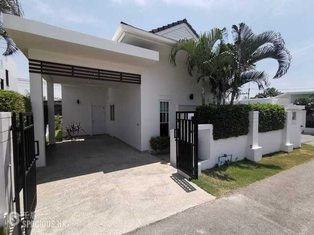華欣 - Modern 2 Bedroom Pool Villa in Completed Project Near Sai Noi Beach 06