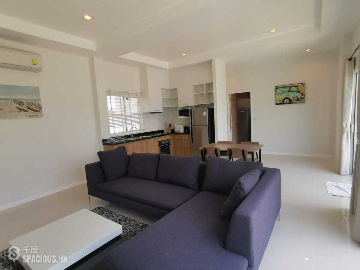Hua Hin - Modern 2 Bedroom Pool Villa in Completed Project Near Sai Noi Beach 07