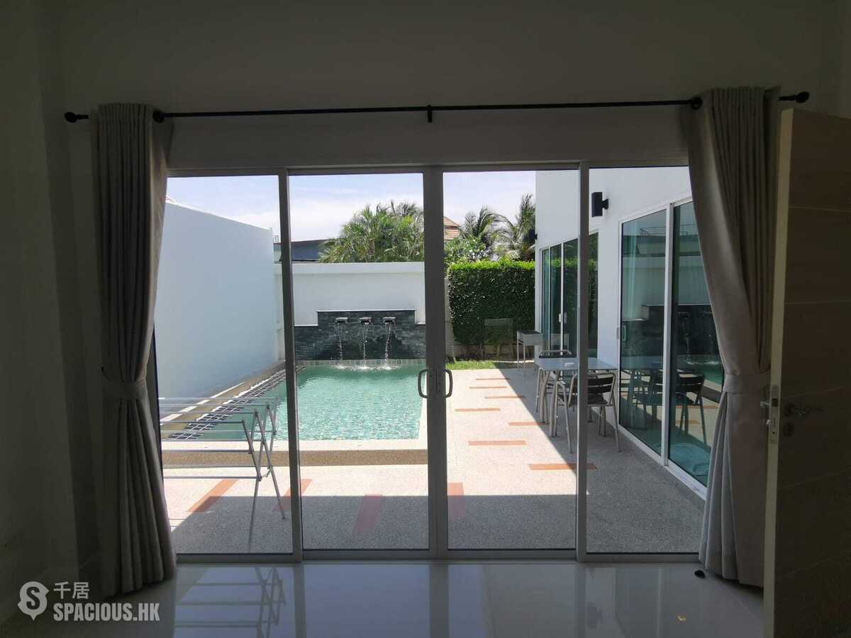 Hua Hin - Modern 2 Bedroom Pool Villa in Completed Project Near Sai Noi Beach 08