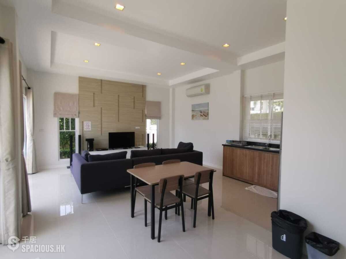 Hua Hin - Modern 2 Bedroom Pool Villa in Completed Project Near Sai Noi Beach 09