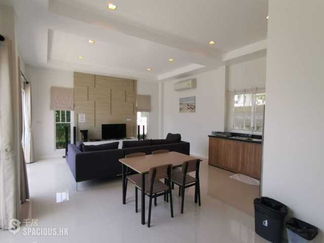 華欣 - Modern 2 Bedroom Pool Villa in Completed Project Near Sai Noi Beach 09