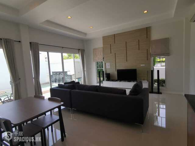 華欣 - Modern 2 Bedroom Pool Villa in Completed Project Near Sai Noi Beach 10