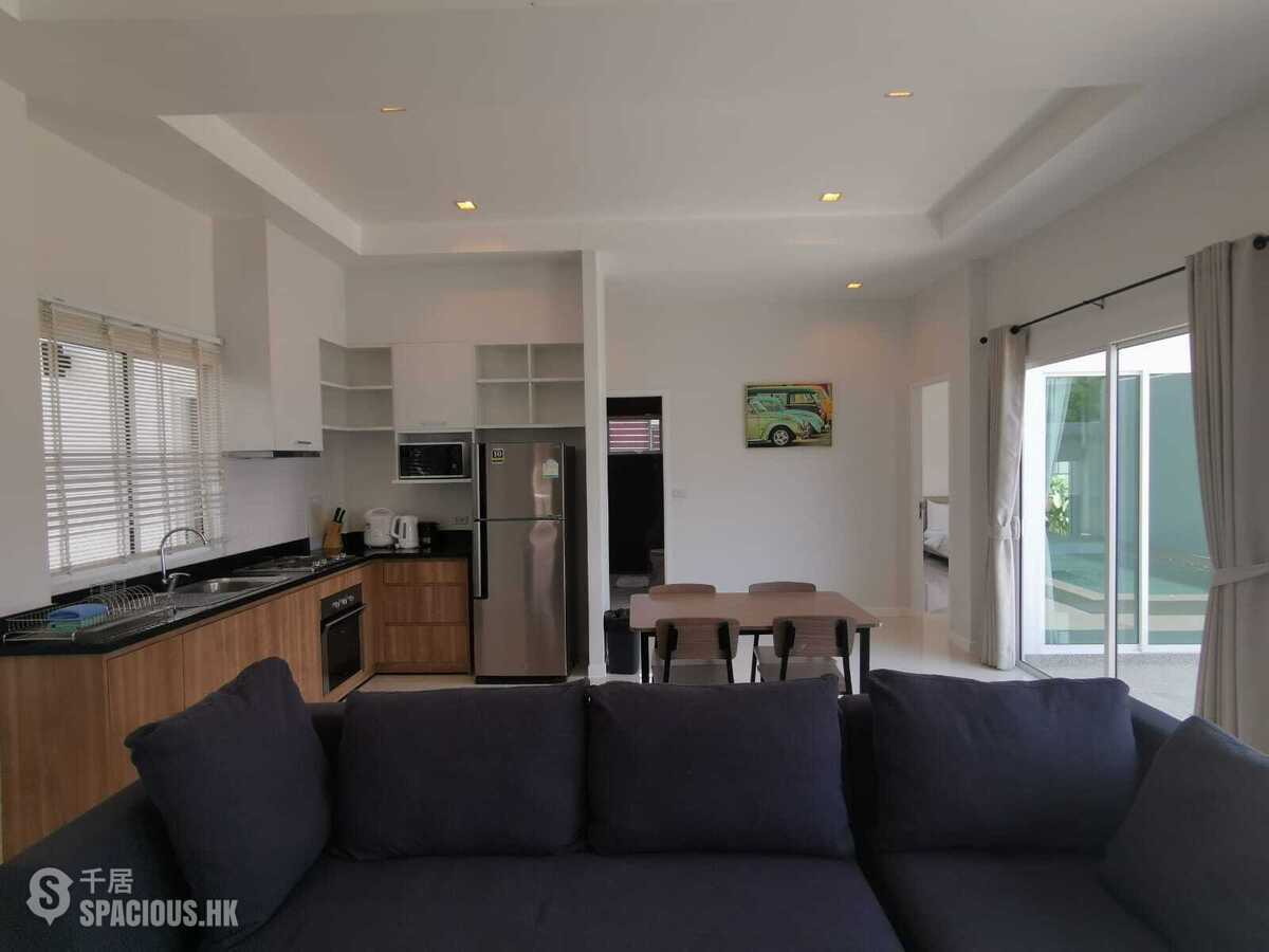 Hua Hin - Modern 2 Bedroom Pool Villa in Completed Project Near Sai Noi Beach 14