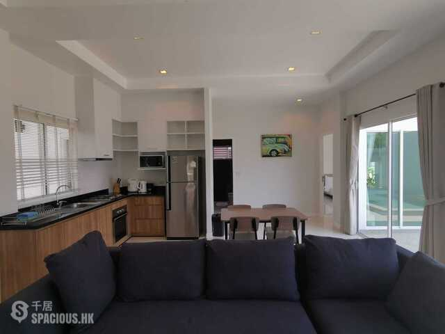 華欣 - Modern 2 Bedroom Pool Villa in Completed Project Near Sai Noi Beach 14