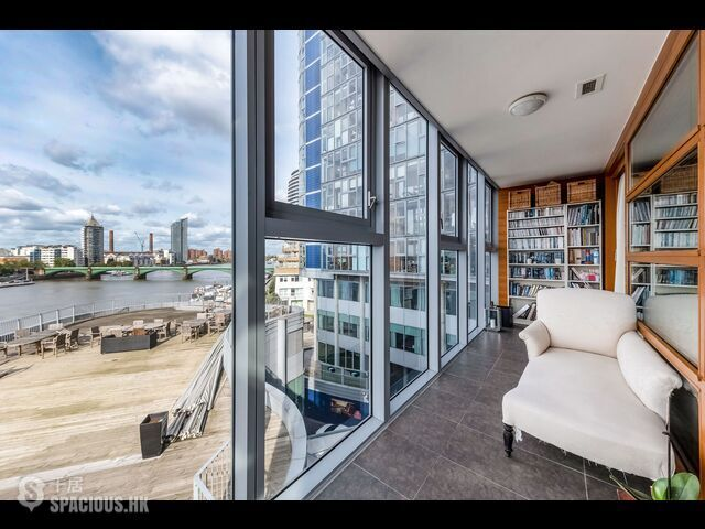 City of London - Falcon Wharf, Falcon Wharf - 2 Bedrooms 02