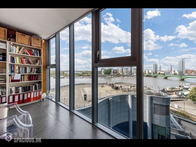 City of London - Falcon Wharf, Falcon Wharf - 2 Bedrooms 03