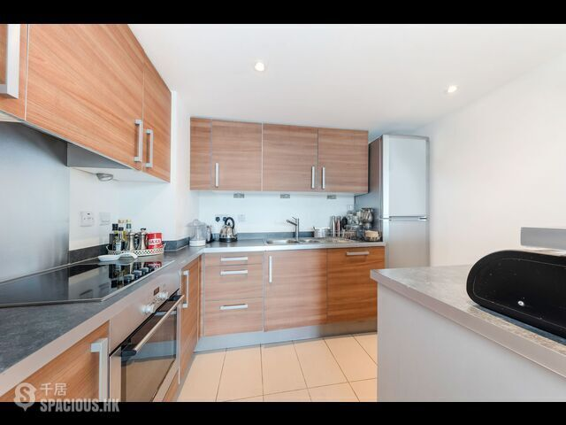 City of London - Falcon Wharf, Falcon Wharf - 2 Bedrooms 05