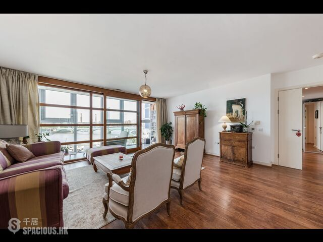 City of London - Falcon Wharf, Falcon Wharf - 2 Bedrooms 06