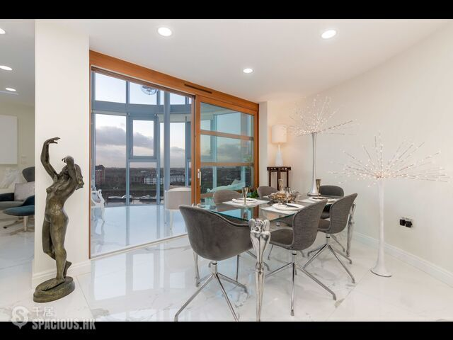 City of London - Falcon Wharf, Falcon Wharf - 3 Bedrooms 05