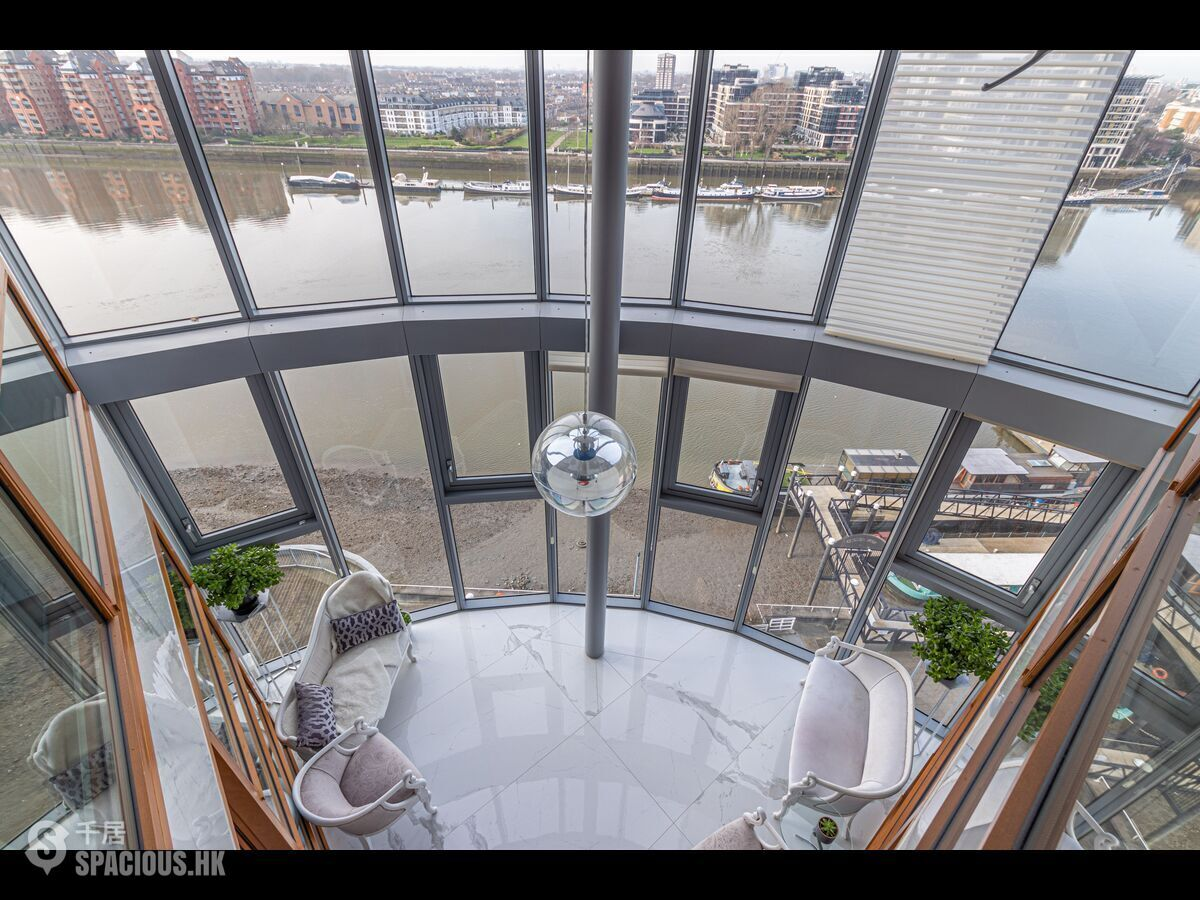City of London - Falcon Wharf, Falcon Wharf - 3 Bedrooms 10
