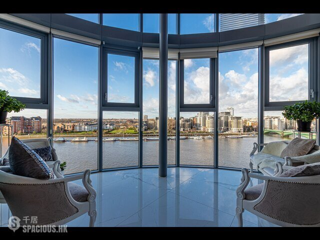 City of London - Falcon Wharf, Falcon Wharf - 3 Bedrooms 15