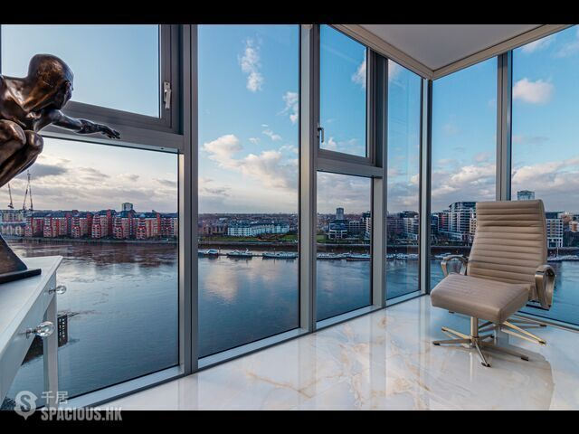 City of London - Falcon Wharf, Falcon Wharf - 3 Bedrooms 18