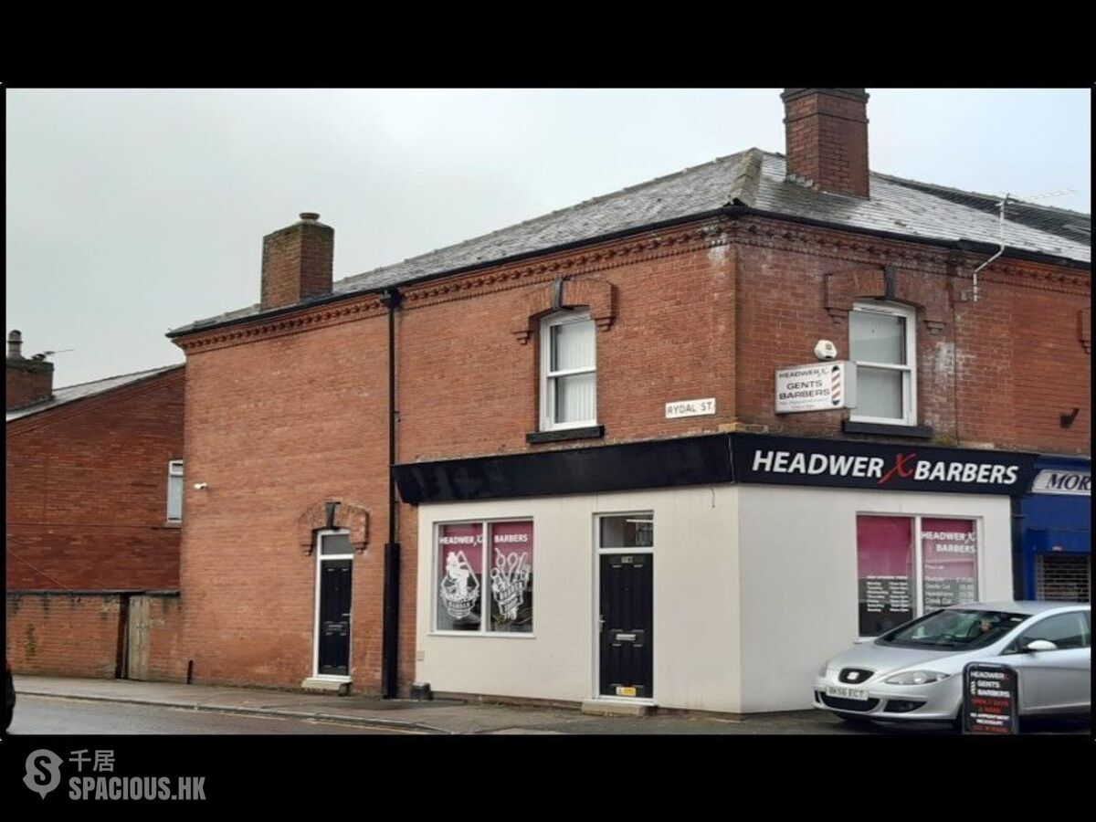 大曼徹斯特 - Railway Road Leigh WN7 - 7.7% yield buy to let 01