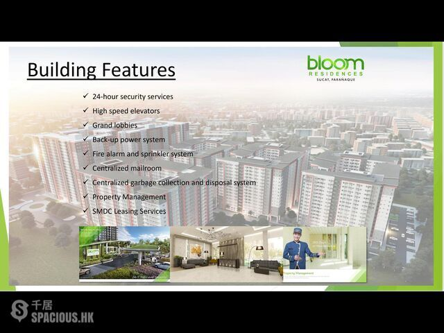 Parañaque - Bloom Residences 13