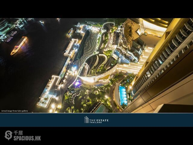 Bangkok - The Residences At Mandarin Oriental Bangkok 02