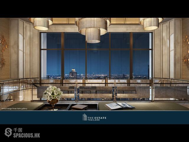 Bangkok - The Residences At Mandarin Oriental Bangkok 03