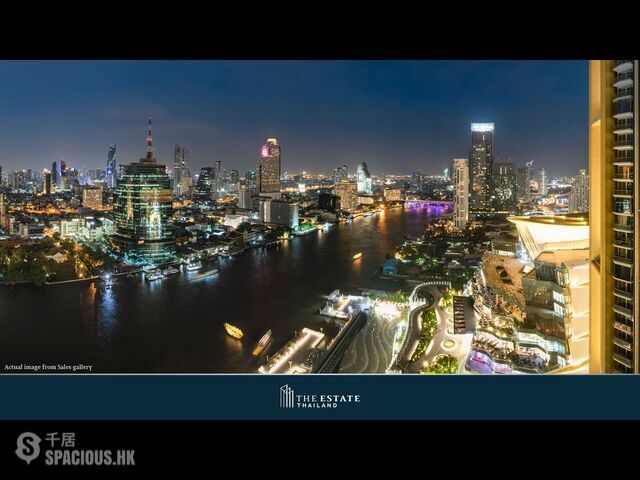 Bangkok - The Residences At Mandarin Oriental Bangkok 10