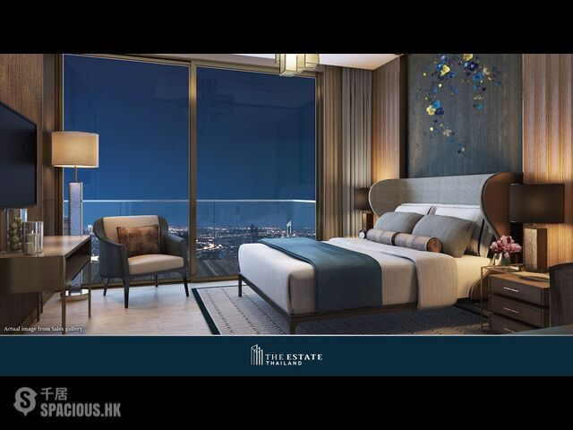 Bangkok - The Residences At Mandarin Oriental Bangkok 11
