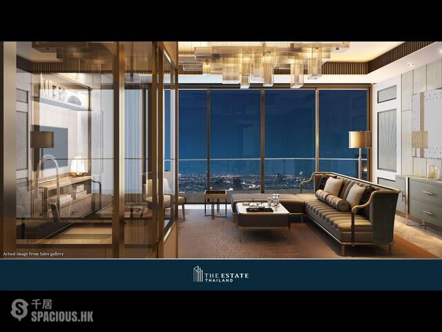 Bangkok - The Residences At Mandarin Oriental Bangkok 14