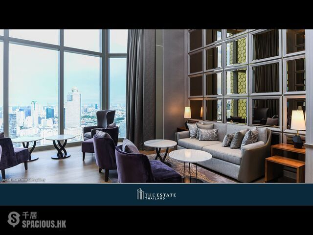 曼谷 - Magnolias Waterfront Residences 05