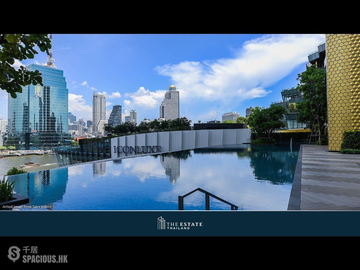 曼谷 - Magnolias Waterfront Residences 18