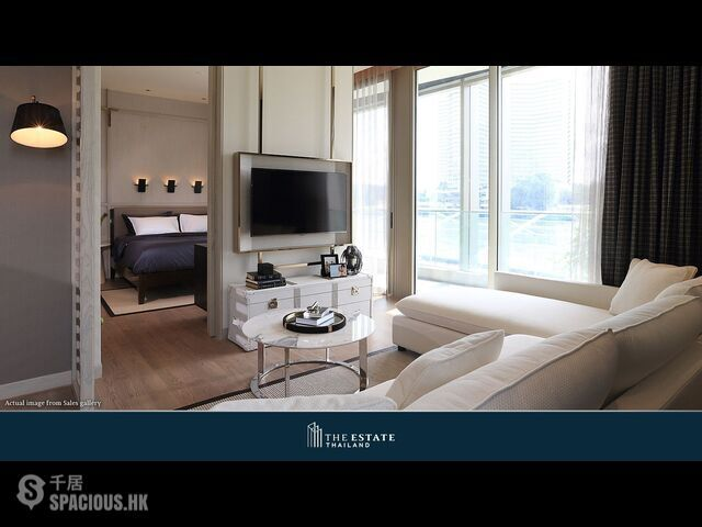 曼谷 - Magnolias Waterfront Residences 24