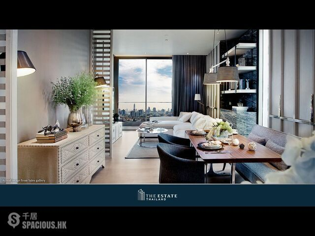 曼谷 - Magnolias Waterfront Residences 25