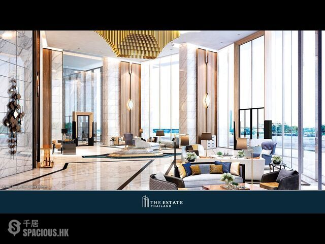 曼谷 - Magnolias Waterfront Residences 26