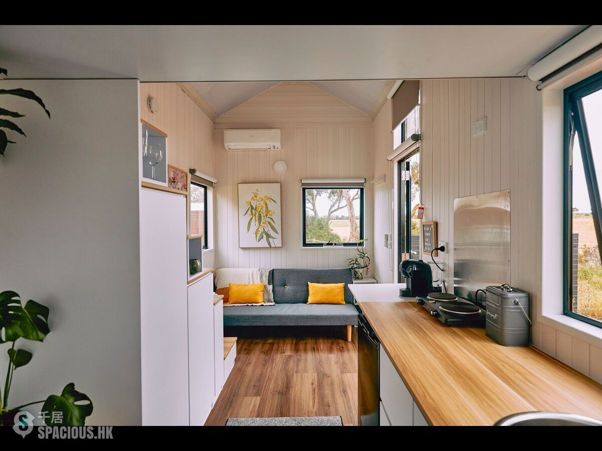 Melbourne - Tiny Houses On Wheels 01
