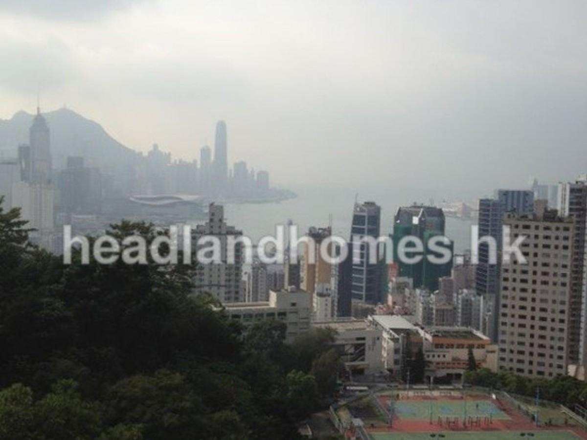 香港寶馬山雲景台