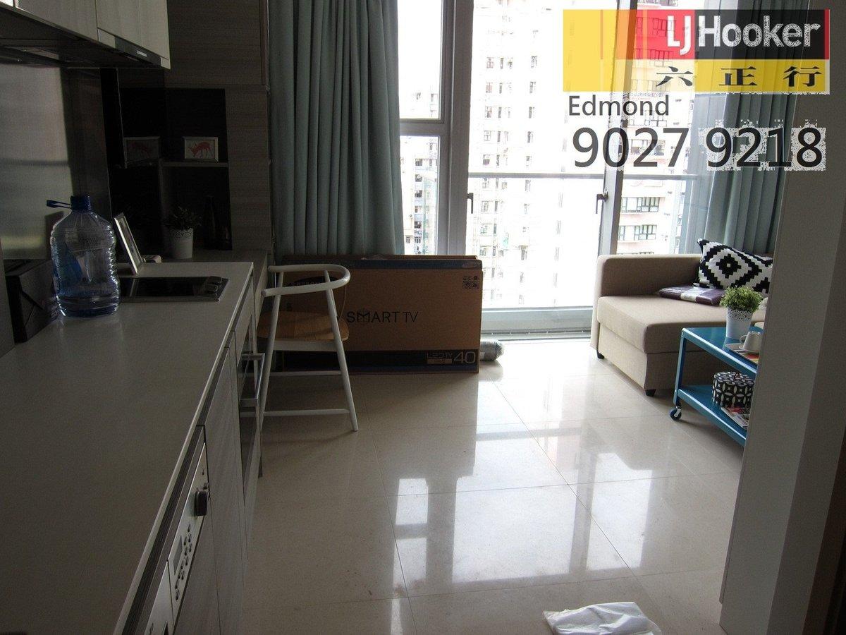Studio, HKD$20 80K, For Rent, 23 Hing Hon Road, Sai Ying Pun, Hong Kong  (The Summa)