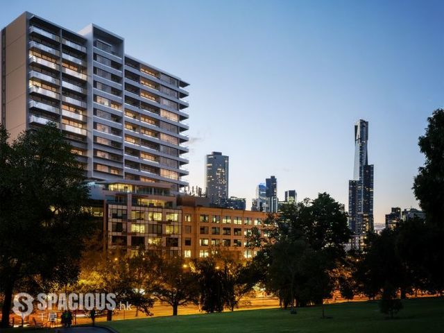 Botanic Apartments, Melbourne